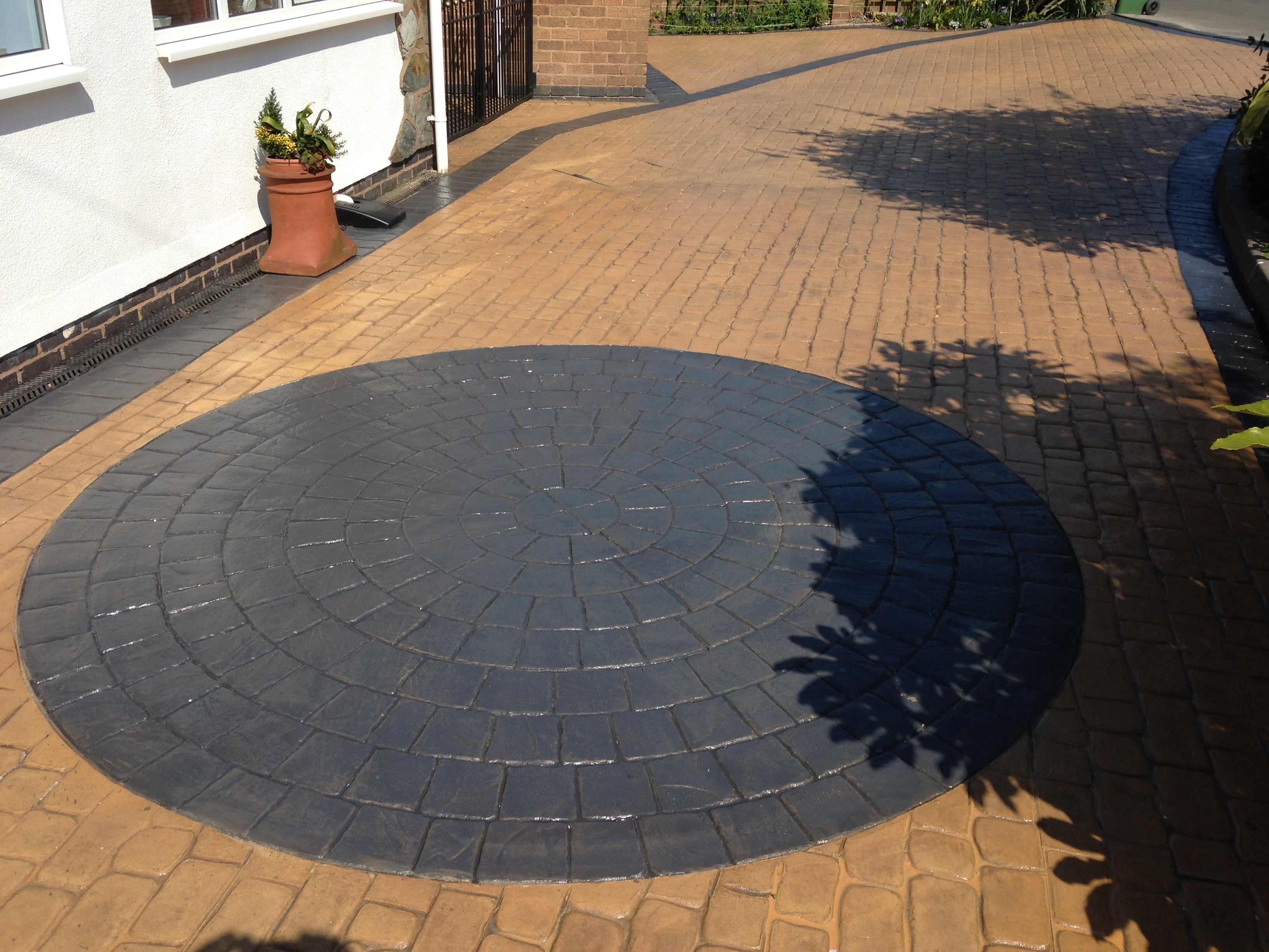 Imprinted Concrete Hinckley, Lutterwoth, Leicester, Nuneaton, Rugby