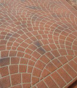 stenciled concrete - rugby, nuneaton, bedworth, lutterworth, hinckley