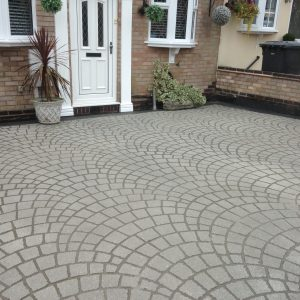 Stenciled Concrete Hinckley, Leicester, Lutterworth, Nuneaton, Rugby